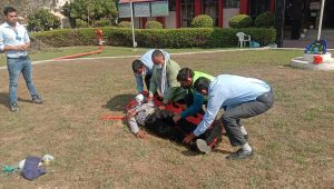 First aid and CPR HPCL Bahadurgarh