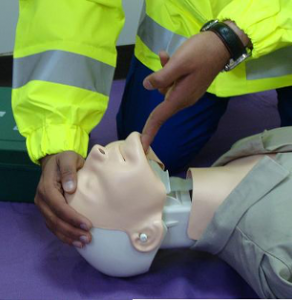 First Aid Training in Delhi Patna Lucknow