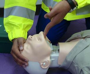 First Aid & CPR Quiz