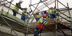 Scaffolding Safety Training in Lukcnow